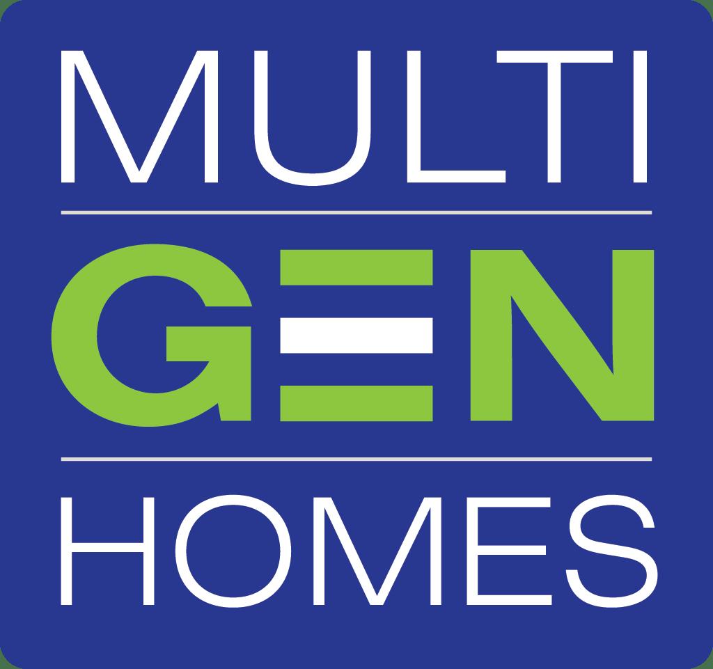Multi Gen Homes Logo